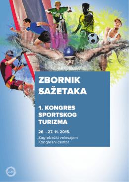 1. Kongres sportskog turizma