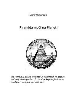 Piramida moći na Planeti