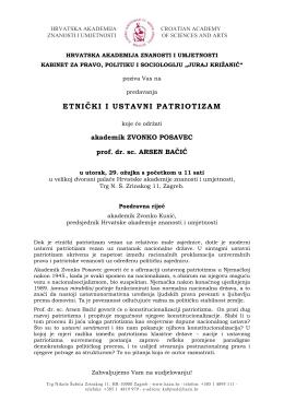 etnički i ustavni patriotizam