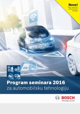 Program seminara 2016