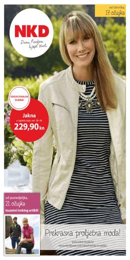 katalog NKD-a - Garden Mall