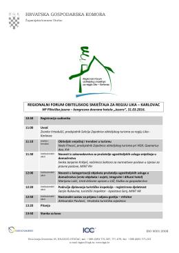 Program regionalnog foruma