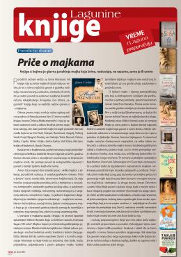 Lagunine knjige, Vreme 1316, 24. mart 2016.