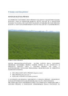 Zelena prognoza 25032016 - Portal Prognozno