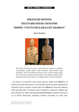 İdrimi - S. Kayhan (Sekans e1 dosya)