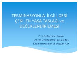 Mehmet Tayyar