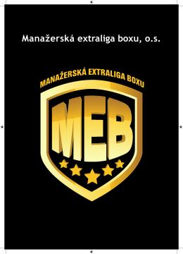 Stáhni - Manažerská extraliga boxu