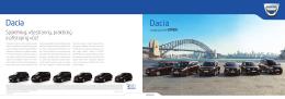 Dacia Dacia - Dacia Česká republika