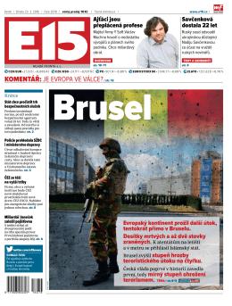 komentář: Je evropa ve válce?/ str. 12