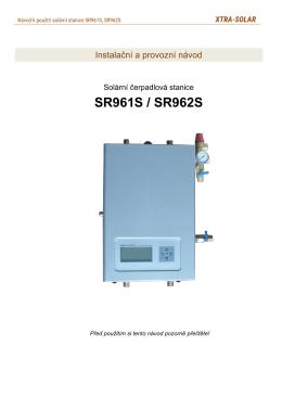 SR961S / SR962S