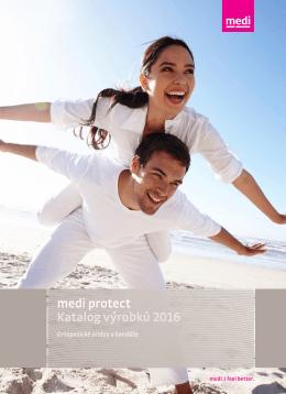 medi protect Katalog výrobků 2016