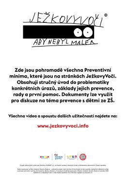 PDF Preventivní minima