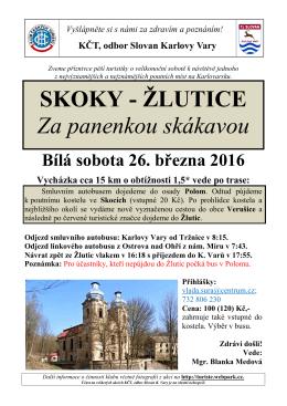 Pozvánka - MAS Sokolovsko