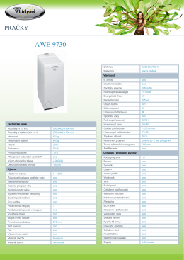 AWE 9730 - Euronics
