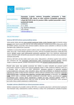 Plné znění stanoviska 513.89 KB - Svaz průmyslu a dopravy České