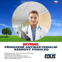 leták - Skypanel