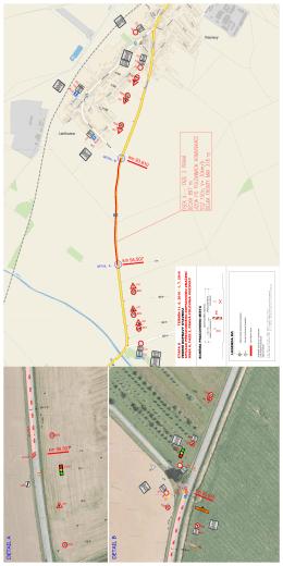 Příloha č.6 ke stanovení přechodné úpravy provozu na pozemní