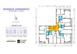 Stáhnout půdorys - Residence Jungmannova