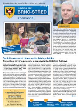 Zpravodaj MČ Brno