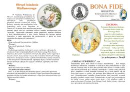 Wielkanoc 2016 - Sanktuarium św. Brunona w Bartoszycach