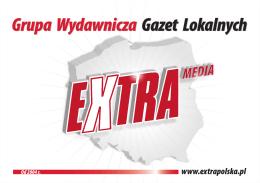 Prezentacja franczyzy - Extra Media Sp. z oo