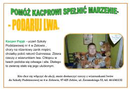 zobacz - Szkoła Podstawowa nr 4 w Zelowie