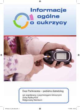 Informacje ogólne o cukrzycy