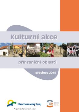 Kulturní akce - EUREGIO city.net