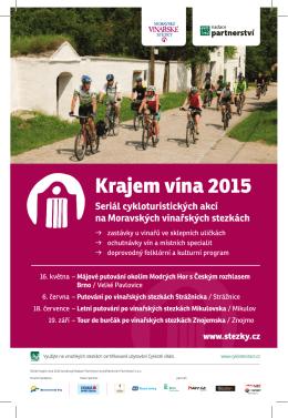 Krajem vína 2015