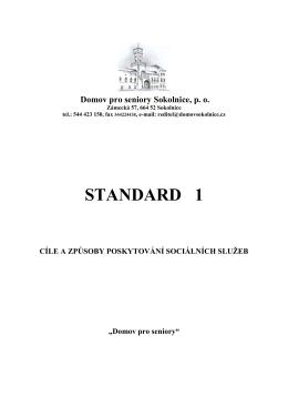 St. č.1-Cíle poskytované sociální služby-2014-2015
