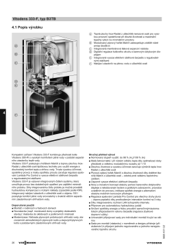 Technický list | Technická data (PDF 375 KB)