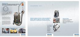 DALEX RZ 906 - svařovací odporové bodové zařízení pro