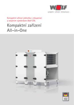 Kompaktní zařízení All-in-One