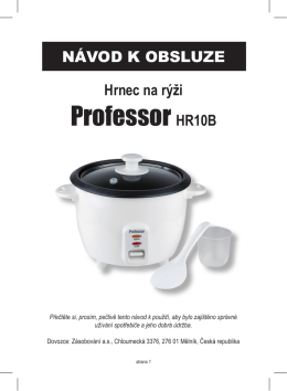 Professor HR10B