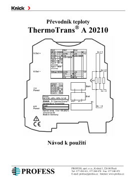 ThermoTrans A 20210