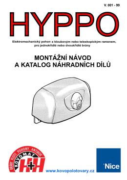 Nice Hyppo - Kovopolotovary.cz