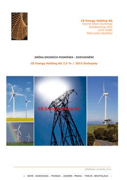 CE Energy Holding AG