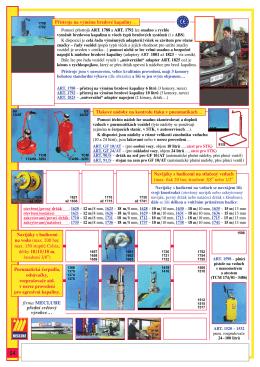 Přístroje na výměnu brzdové kapaliny… Tlakové nádoby na kontrolu