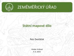 Státní mapové dílo