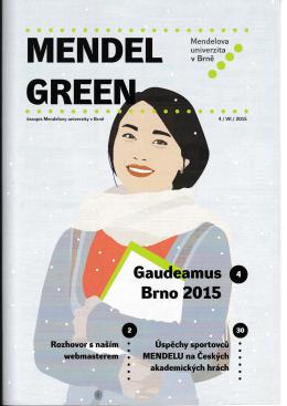 Gaudeamus O Brno 2015 - Technická univerzita vo Zvolene