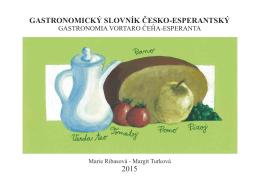 gastronomický slovník česko-esperantský