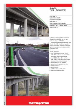 Silnice R6 Tisová – Kamenný Dvůr