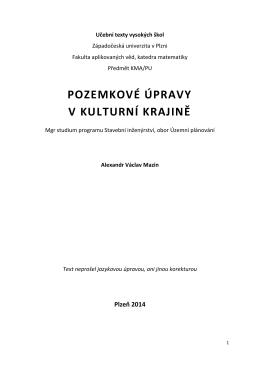 Skripta akt16_3_2014 ZPČ Pozemkove_upravy_v_kulturni_krajine