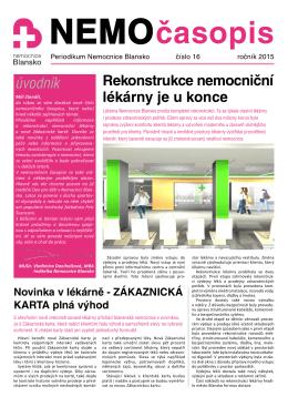 soubor ke stažení - Nemocnice Blansko