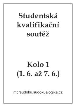 T1-zadání - sudokualogika.cz