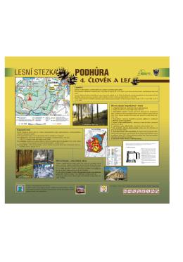 Tabule 4 - Lesy Chrudim