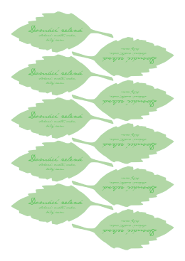 Domácí zelená Domácí zelená Domácí zelená Domácí zelená