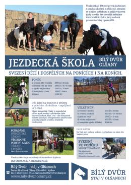 Leták - Olšany
