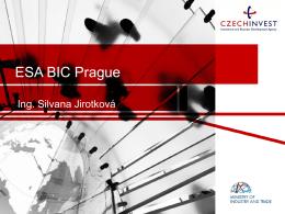 Ing. Silvana Jirotková, CzechINVEST