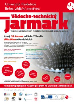Univerzita Pardubice Brána vědě/ní otevřená